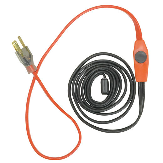 Pipe Heating Cables & Accessories