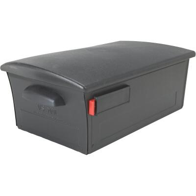 Gibraltar Mailsafe Post Mount Mailbox