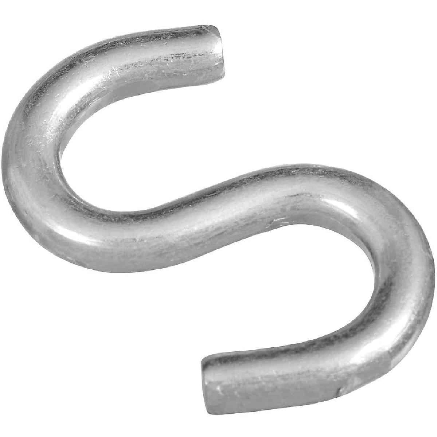 National 2 In. Zinc Heavy Open S Hook (2 Ct.) Image 1
