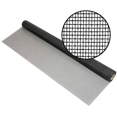 Phifer 72 In. x 100 Ft. Charcoal Fiberglass Pool Screen