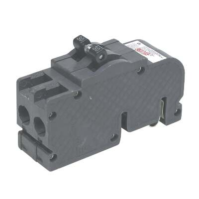 Connecticut Electric 40A Double-Pole Standard Trip Packaged Replacement Circuit Breaker For Zinsco