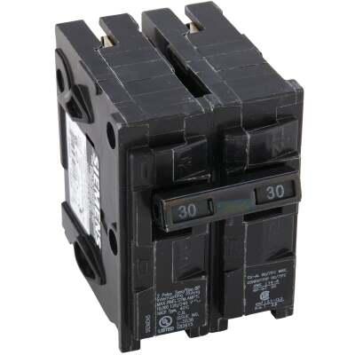 Connecticut Electric 30A Double-Pole Standard Trip Interchangeable Packaged Circuit Breaker