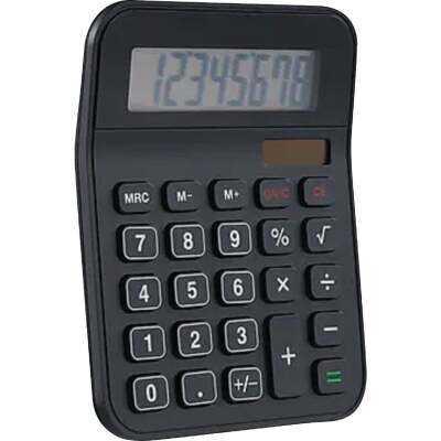 Sentry Jumbo Key Auto-Off 10-Digit Mini Desk Calculator